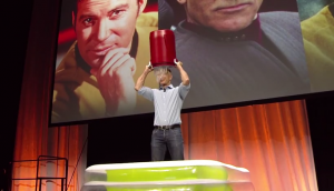Jeff Bezos Takes Ice Bucket Challenge