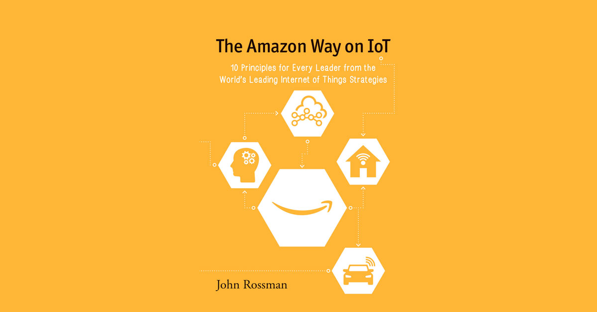 Geekwire Interview – New Book Explores How IoT Is Reshaping Business, Using Lessons From Amazon