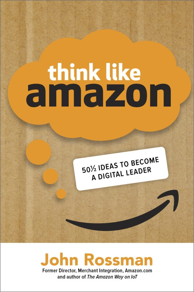 Think like Amazon book
