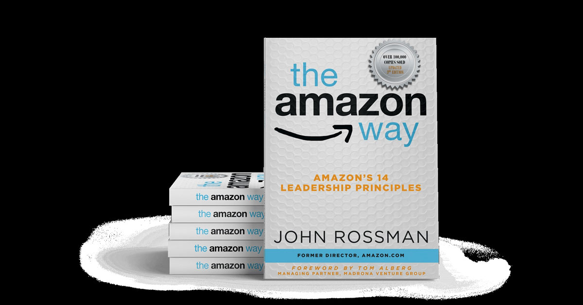 Clyde Hill Publishing Announces Third Edition of The Amazon Way by John Rossman