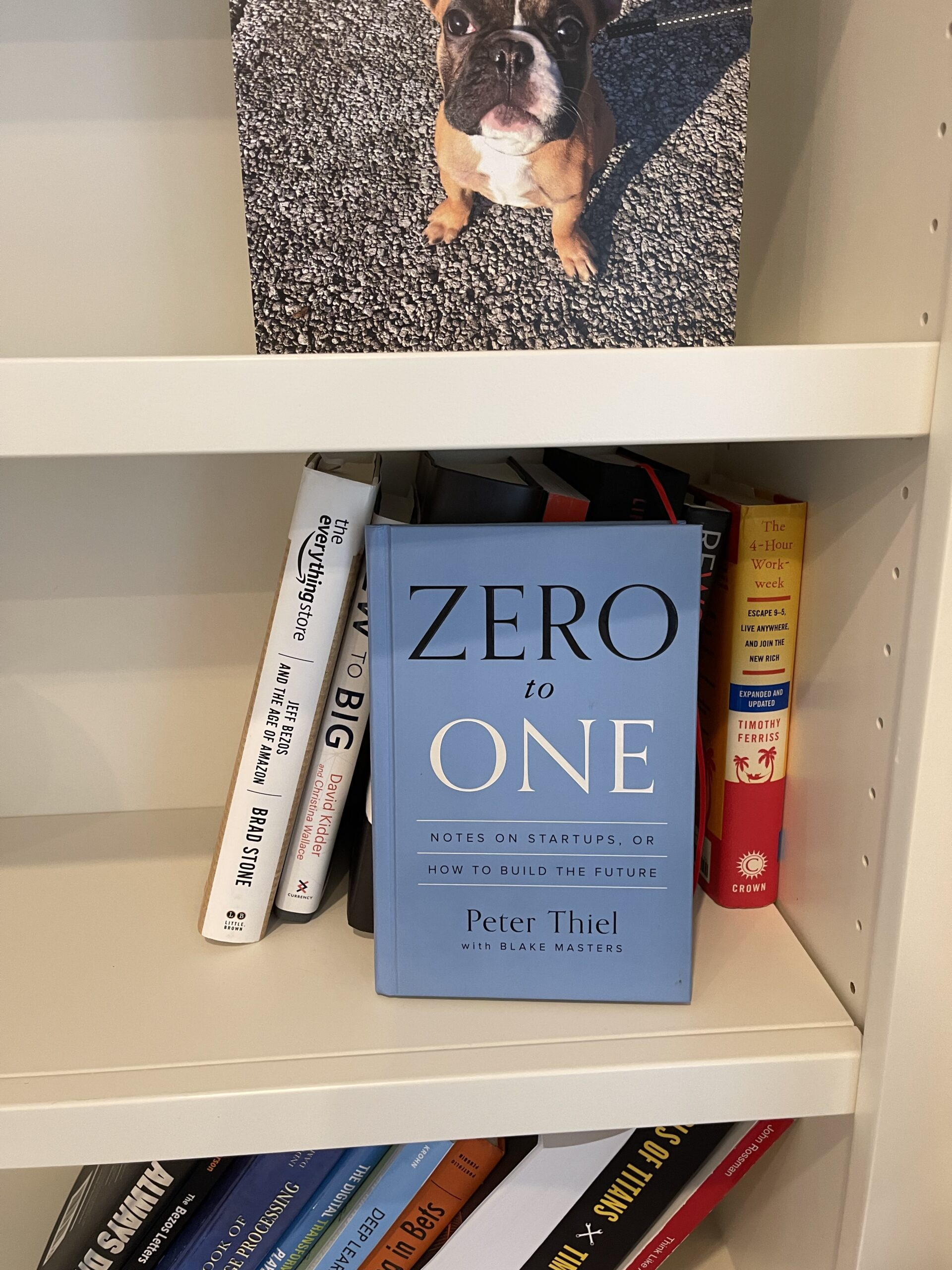 """The Digital Leader Newsletter:  Insights From Peter Thiel's """"Zero to One"""""""